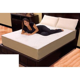 Orthopedic 12-inch Full-size 4-layer Memory Foam / Latex Mattress