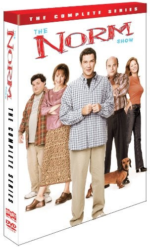 The Norm Show: The Complete Series (DVD)