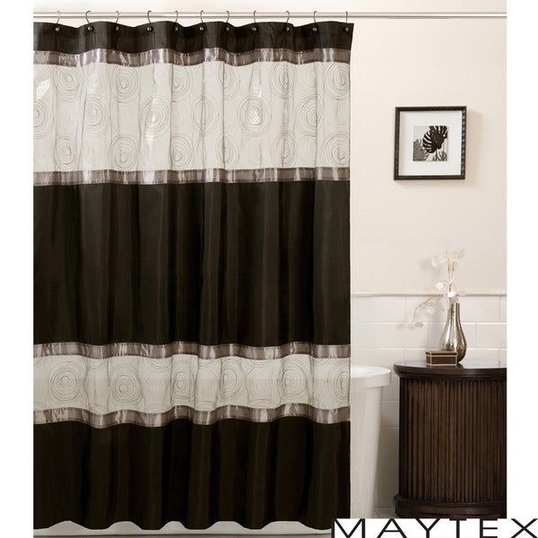 Maytex Marco Shower Curtain