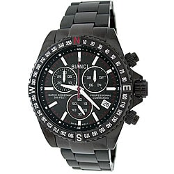 Roberto Bianci Men's 'Professional Commando' Stainless Steel Chronograph Watch