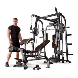 Marcy Diamond Elite Smith Cage Gym|https://ak1.ostkcdn.com/images/products/5093868/P12948618.jpg?impolicy=medium