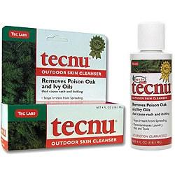 Tecnu 4-ounce Outdoor Skin Cleanser