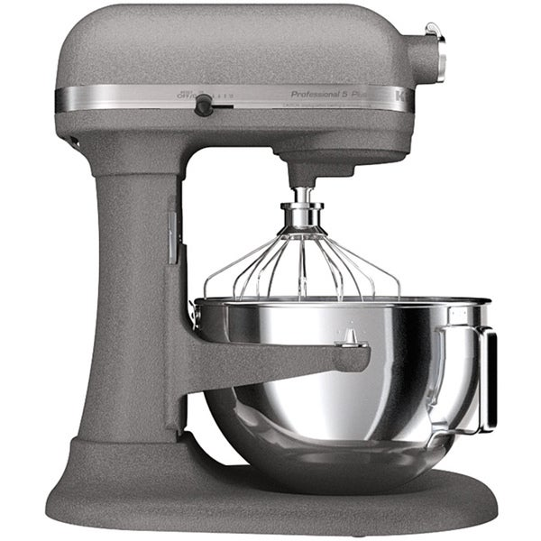 KitchenAid KV25G0XGR Imperial Grey Professional 5 Plus 5 Quart Stand Mixer    Free Shipping Today   Overstock.com   12949479