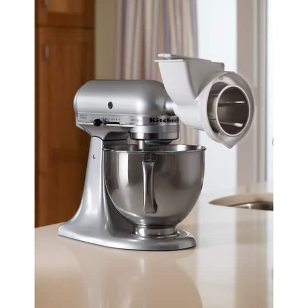 Shop KitchenAid RVSA Rotor Vegetable Slicer/ Shredder ...