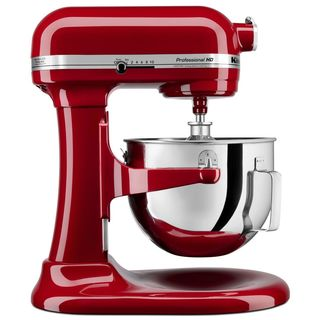 KitchenAid RKG25H0XER Empire Red 5 Quart Professional Heavy Duty Mixer  (Refurbished)