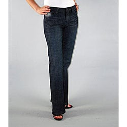 Institute Liberal Women's Premium Stretch Logo Pocket Jeans