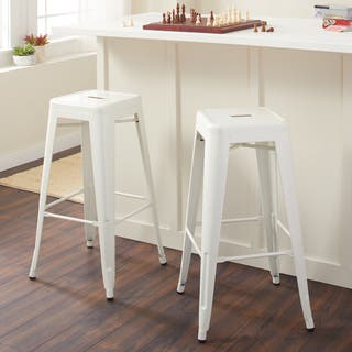 Industrial Counter Amp Bar Stools For Less Overstock Com