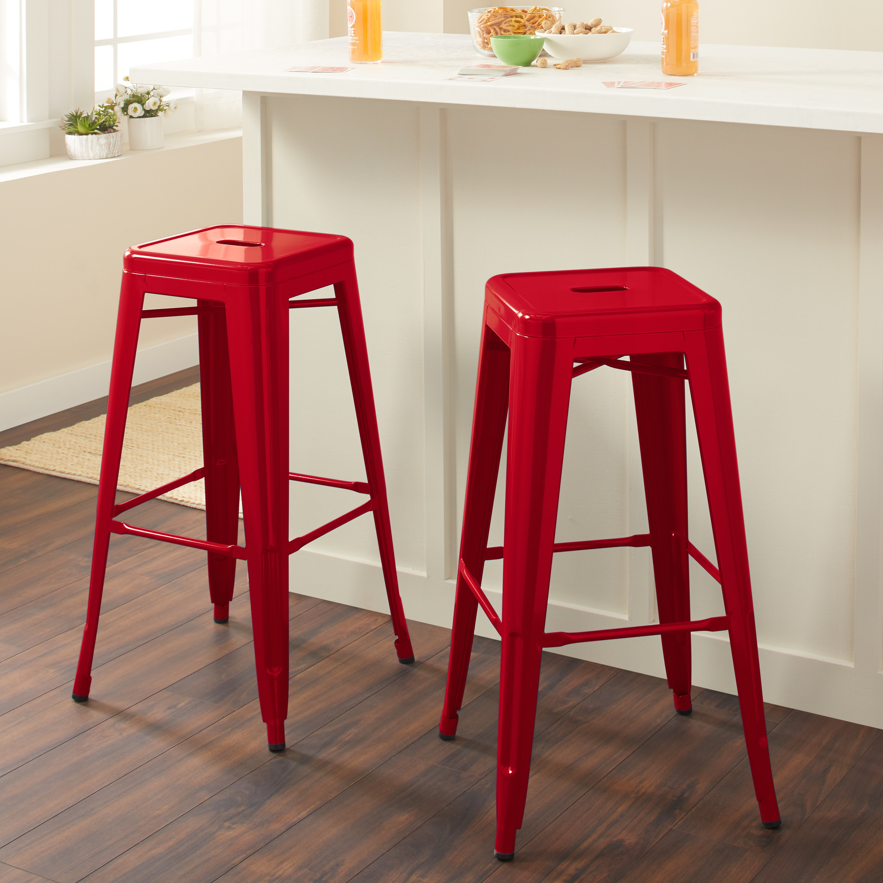 Red 30 Inch Bar Stools Zef Jam