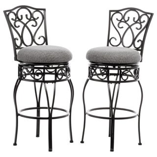 Chase 30-inch Bar Stools (Pack of 2)