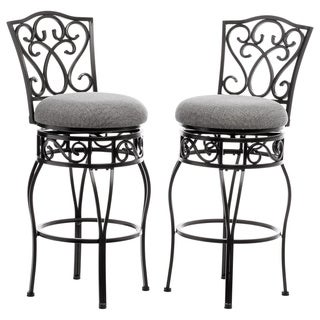Chase 30 Inch Bar Stools (Pack Of 2)