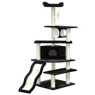 Go Pet Club 70-inch Condo Cat Tree