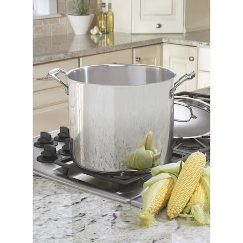 Cuisinart Chef's Classic Stainless Steel 12-quart Stockpot with Lid
