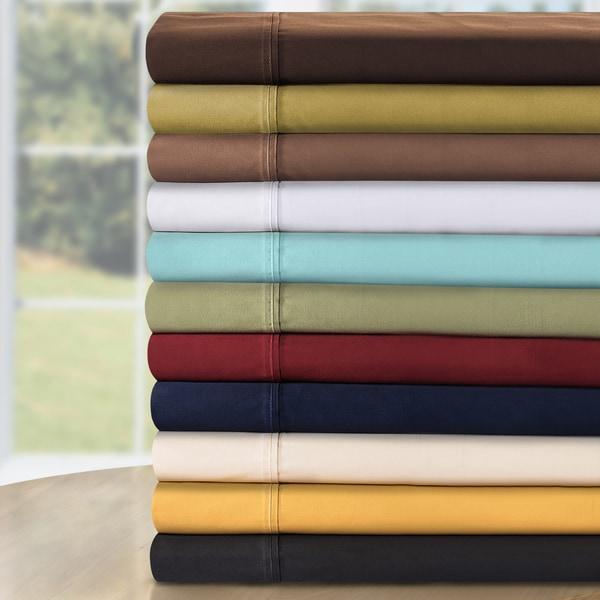 Superior 530 Thread Count Cotton Deep Pocket Sheet Set