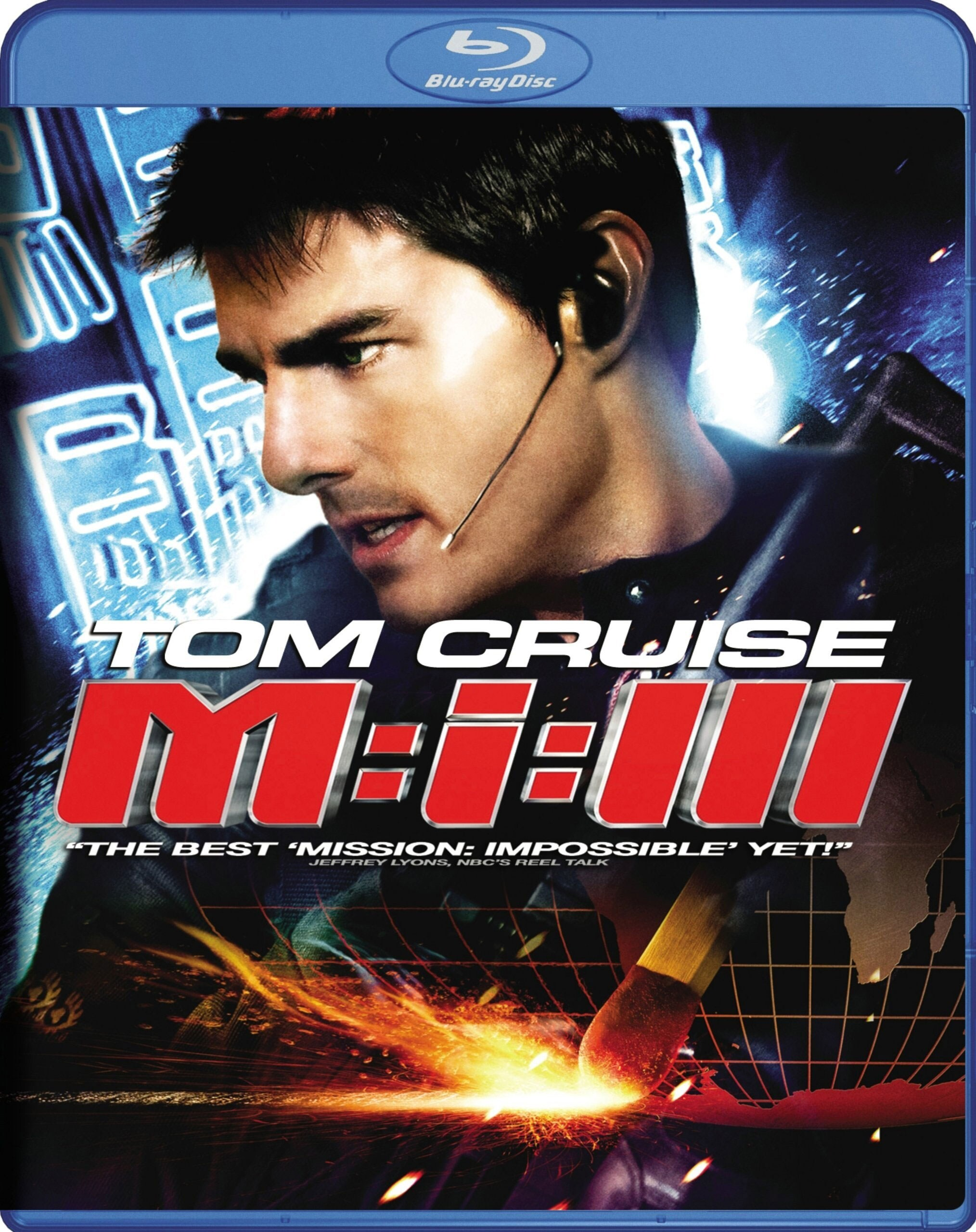 Mission: Impossible 3 (Blu-ray Disc)