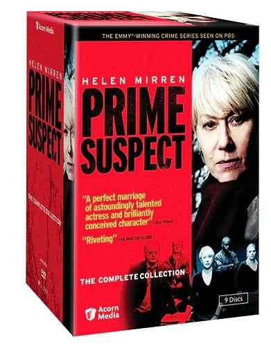 Prime Suspect: The Complete Collection (DVD)