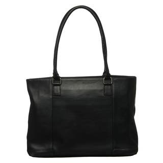 Royce Women's Vaquetta Leather 15-inch Laptop Tote|https://ak1.ostkcdn.com/images/products/5098416/P12952308.jpg?impolicy=medium