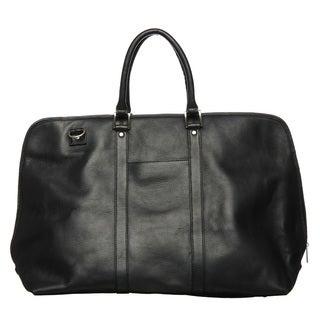 Royce Gateway 25-inch Leather Duffel Bag