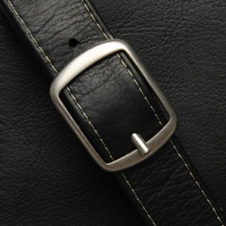 Royce Vaquetta Leather 13-inch Laptop Messenger Bag