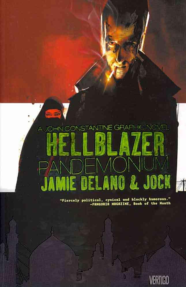 Hellblazer: Pandemonium (Paperback)