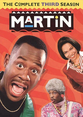 Martin: The Complete Third Season (DVD)