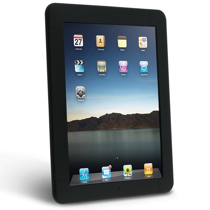 Silicone Skin Case for Apple iPad