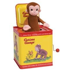 Curious George Jack in the Box - Thumbnail 0