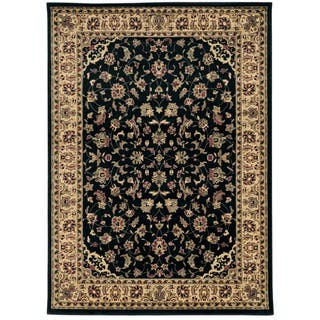 Buy Black Traditional Area Rugs Online At Overstock Com Our Best