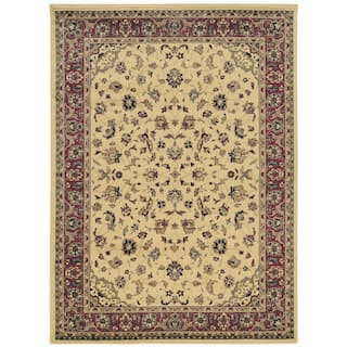 Buy Ivory 7 X 11 Area Rugs Online At Overstock Com Our Best