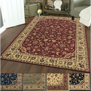 Caroline Sarouk Emerlen Rug - 7'9 x 11' (5 options available)