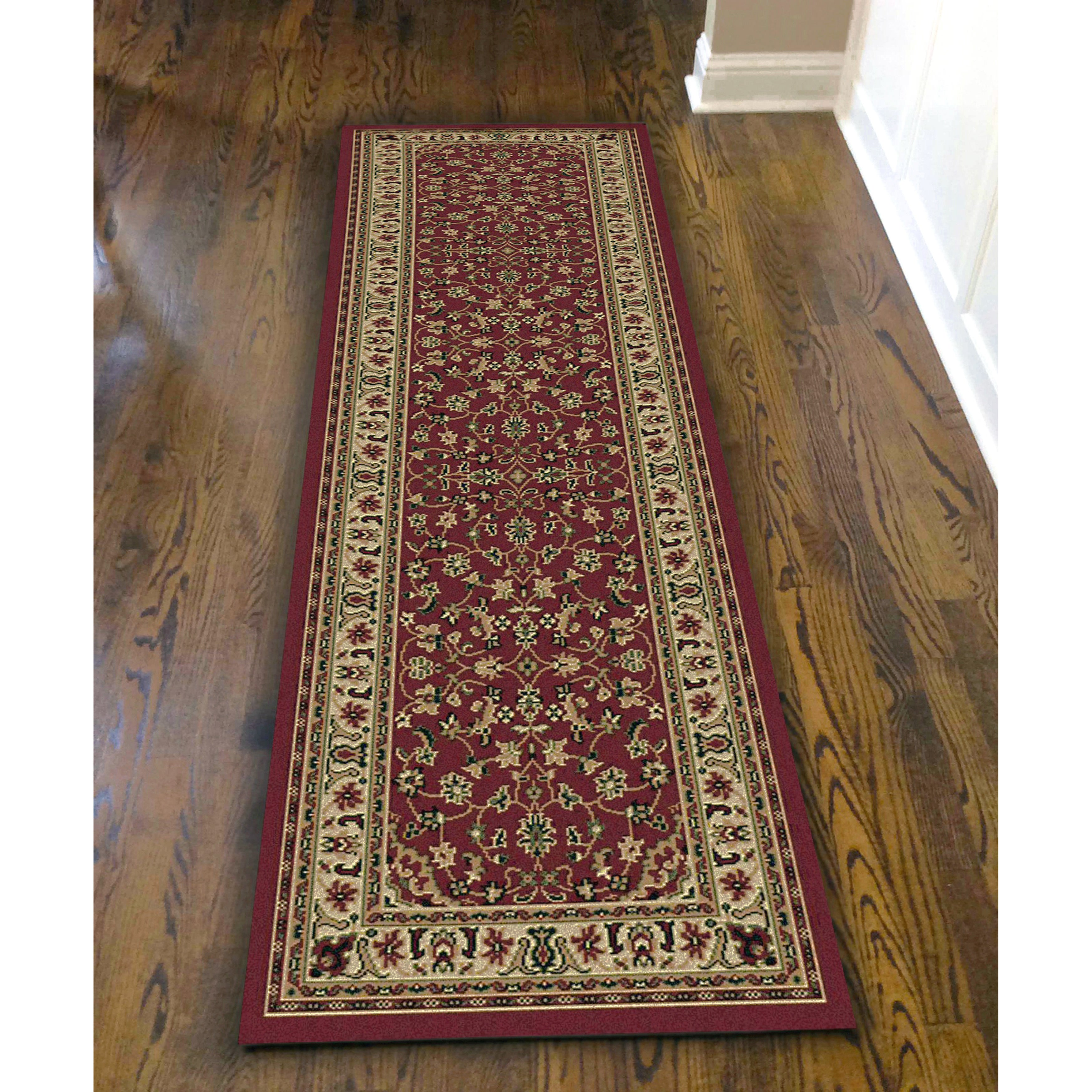 Buy Red Area Rugs Online At Our Best Deals Digital Burgundy Canvas Chocolate Leather