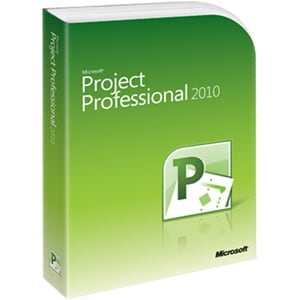 Microsoft Project 2010 Professional - 32/64-bit - Complete Product -