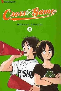 Cross Game 2: Shonen Sunday Edition (Paperback)