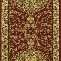 Safavieh Lyndhurst Traditional Oriental Red/ Ivory Runner (2' 3 x 12') - Thumbnail 2