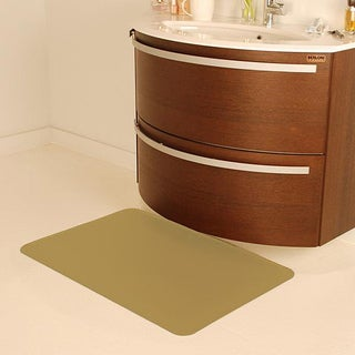 Wellnessmats Anti-fatigue Tan Kitchen Mats