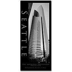 Preston 'Seattle' Gallery-wrapped Canvas