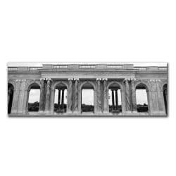 Preston 'Palace des Versailles' Gallery-wrapped Canvas Art - Thumbnail 1