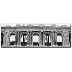 Preston 'Palace des Versailles' Gallery-wrapped Canvas Art - Thumbnail 0