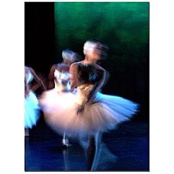 Martha Guerra 'Dancers II' Gallery-wrapped Canvas Art