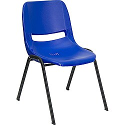 Eco-friendly Ergonomic Shell Stack Chairs (Case of 40)