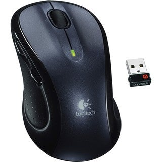 Logitech M510 Wireless Optical Mouse