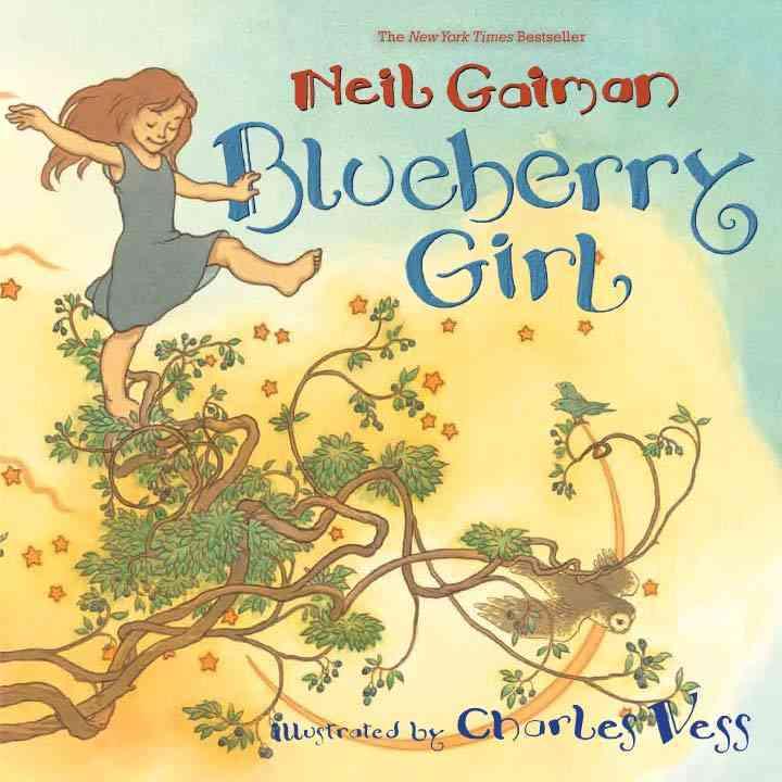 Blueberry Girl (Paperback)
