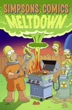 Simpsons Comics Meltdown (Paperback)