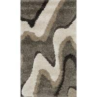 Palm Canyon Westlake Multicolor Shag Rug - 2'3 x 3'9
