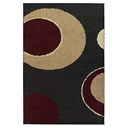 Artist's Loom Indoor Shag Rug - 8' x 11' - Thumbnail 0