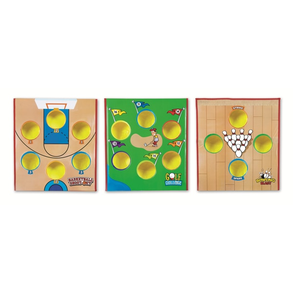 Smart Toss Sports Math Game