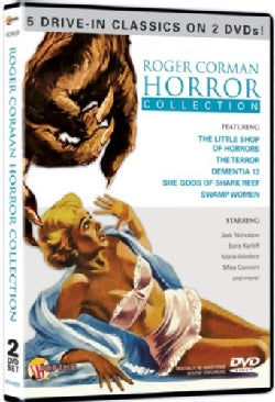 Roger Corman Horror Collection (DVD)