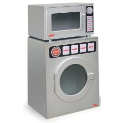 Mini Chef Play Kitchen Microwave/ Washer - Thumbnail 1