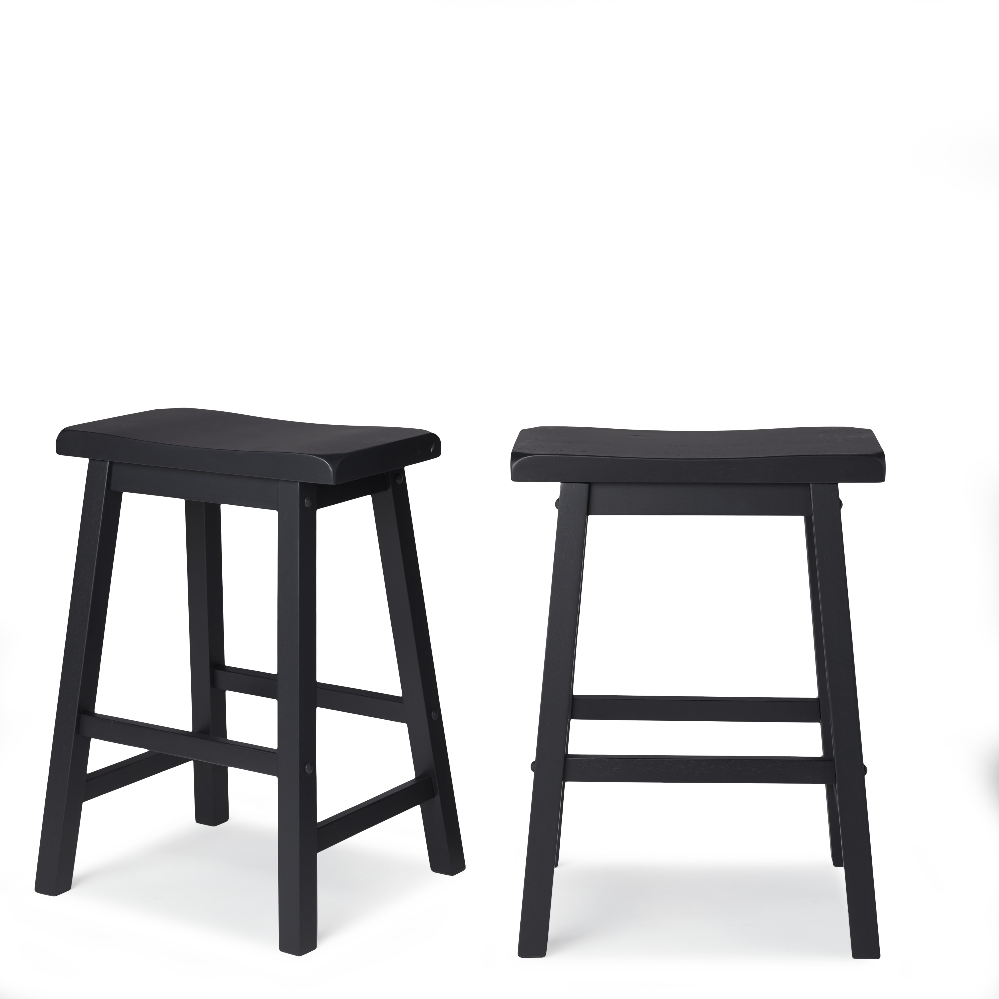 What Height Stool For 43 Inch Counter Salvador Saddle Back