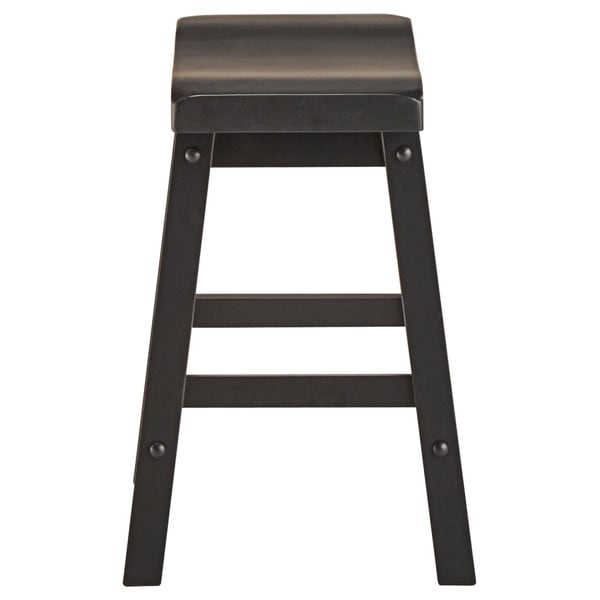 Salvador Saddle Back 18-inch Backless Stool (Set of 2) by iNSPIRE Q Bold - Free Shipping Today - Overstock.com - 12960332  sc 1 st  Overstock.com & Salvador Saddle Back 18-inch Backless Stool (Set of 2) by iNSPIRE ... islam-shia.org
