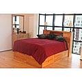 King 4-piece Alder Chest Bed Set